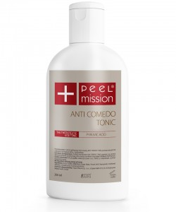 Anti Comedo Peel Mission Tonic z kwasem pirogronowym 200 ml
