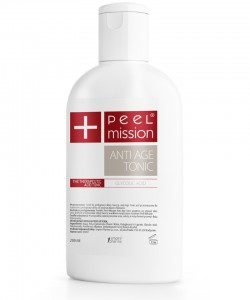 Anti Age Tonic Peel Mission z kwasem glikolowym 200 ml