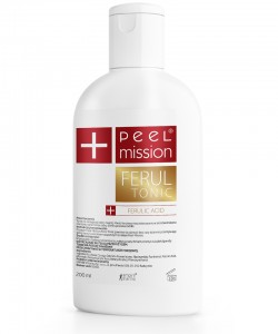 Ferul Tonic Peel Mission z kwasem Ferulowym 200 ml
