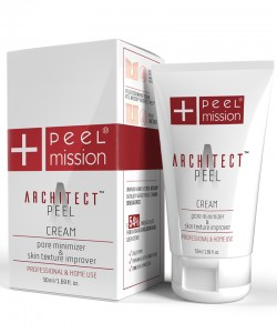 Architect Peel Cream Peel Mission z kwasami huminowymi 50 ml