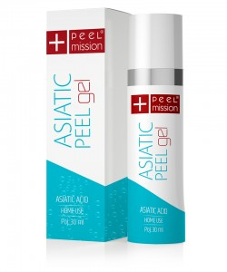 Asiatic Peel Gel Peel Mission serum nawilżające 30 ml