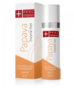 Papaya Enzyme Peel Peel Mission delikatny Peeling do twarzy 30 ml
