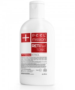 RetiPeel Tonic Peel Mission z Retinolem 200 ml